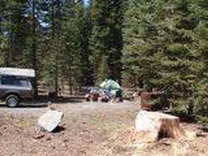 Manzanita Lake Campground Site A06Site, Loop: Site A06, Loop A
