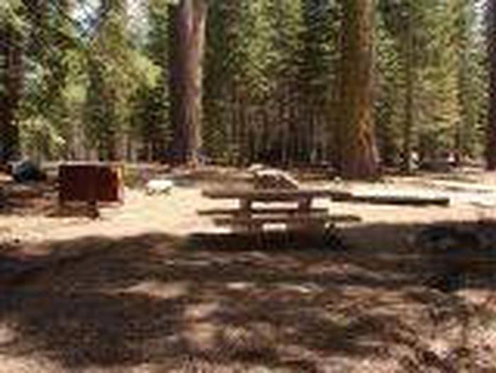 Manzanita Lake Campground Site A20Site, Loop: Site A20, Loop A