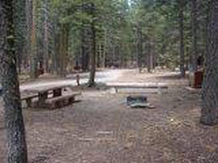 Manzanita Lake Campground Site A31Site, Loop: Site A31, Loop A