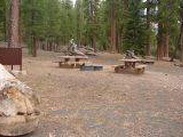Butte Lake Group Site B