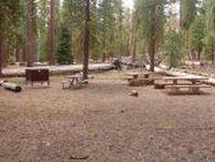 Butte Lake Group Site E