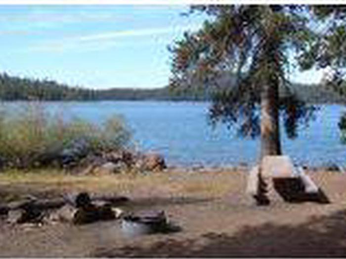 Juniper Lake Group Site A