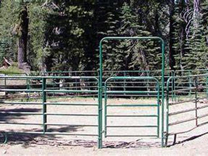 Juniper Lake Stock Corral
