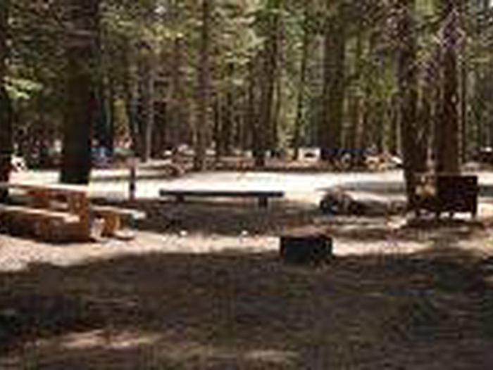 Manzanita Lake Campground Site A33Site, Loop: Site A33, Loop A