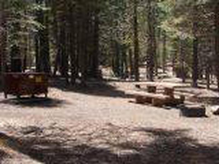 Manzanita Lake Campground Site A34Site, Loop: Site A34, Loop A