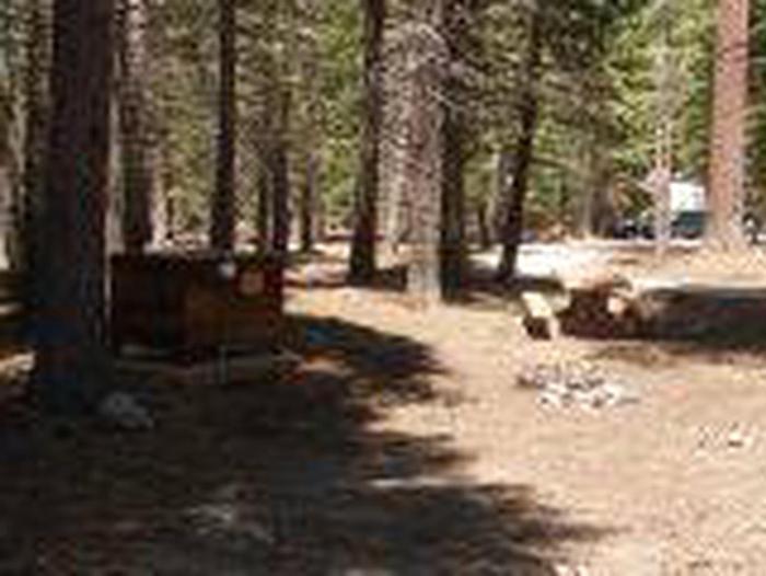 Manzanita Lake Campground Site A36Site, Loop: Site A36, Loop A