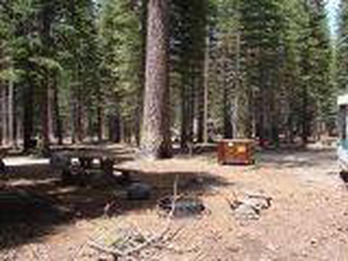 Manzanita Lake Campground Site A39Site, Loop: Site A39, Loop A