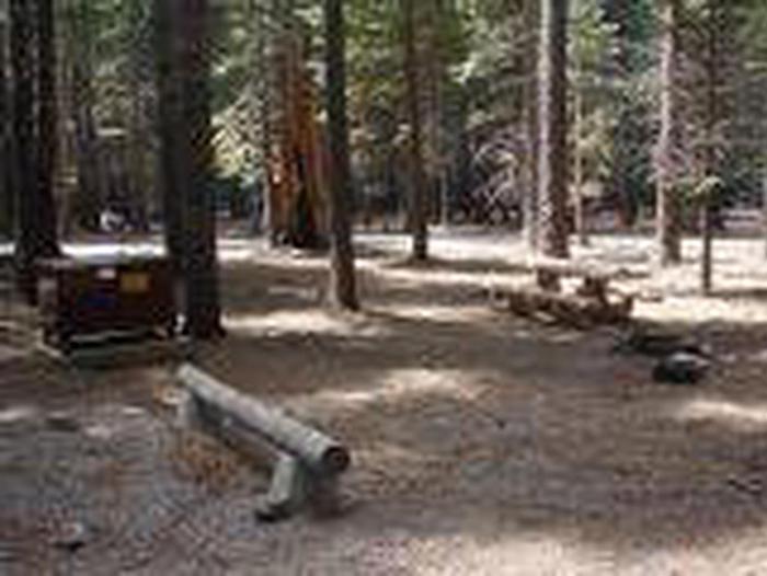 Manzanita Lake Campground Site A40Site, Loop: Site A40, Loop A
