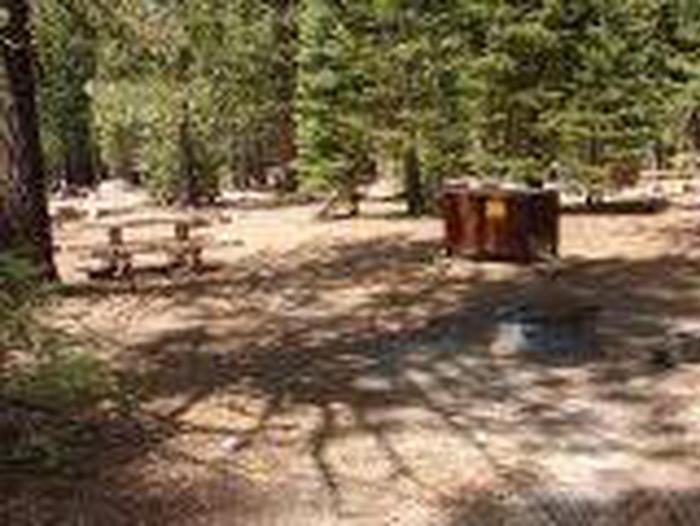 Manzanita Lake Campground Site A49Site, Loop: Site A49, Loop A