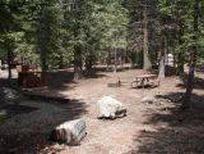 Manzanita Lake Campground Site C16Site, Loop: Site C16, Loop C