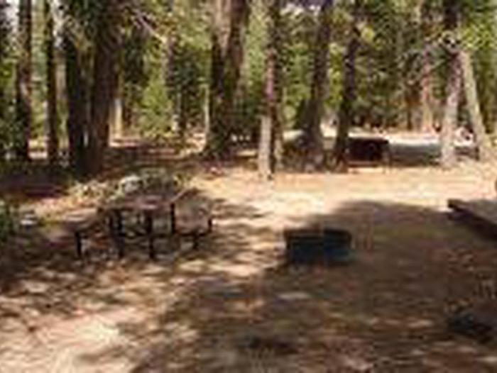 Manzanita Lake Campground Site C14Site, Loop: Site C14, Loop C