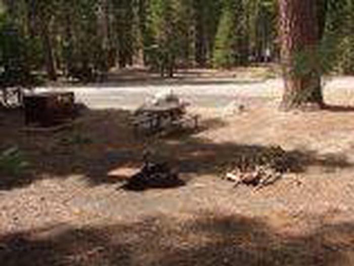 Manzanita Lake Campground Site C11Site, Loop: Site C11, Loop C