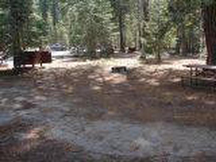 Manzanita Lake Campground Site C10Site, Loop: Site C10, Loop C