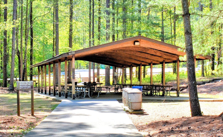 Galt's Ferry Picnic Pavilion