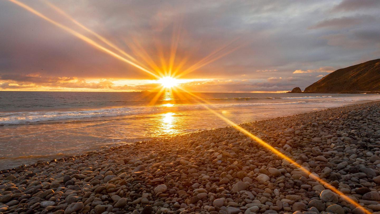 Point Mugu Sunset