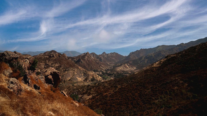 Malibu Creek Overlook