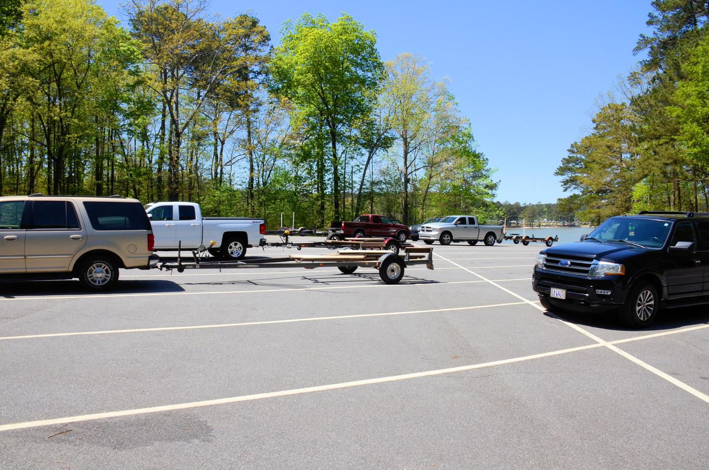 Galt's Ferry Boat Ramp Parking.Galt's Ferry Boat Ramp Parking