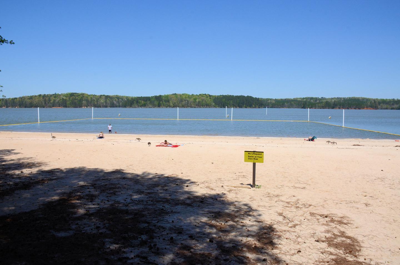Galt's Ferry Day Use Swim Beach