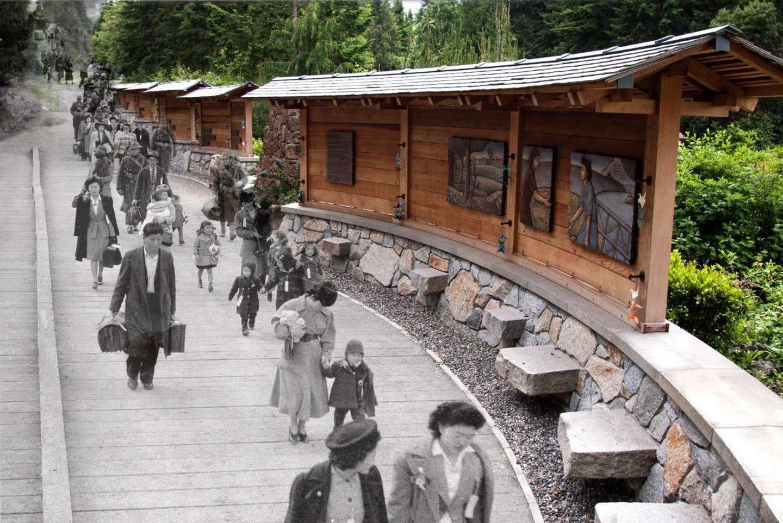 Bainbridge Island Japanese American Exclusion MemorialBainbridge Island Japanese American Exclusion Memorial.