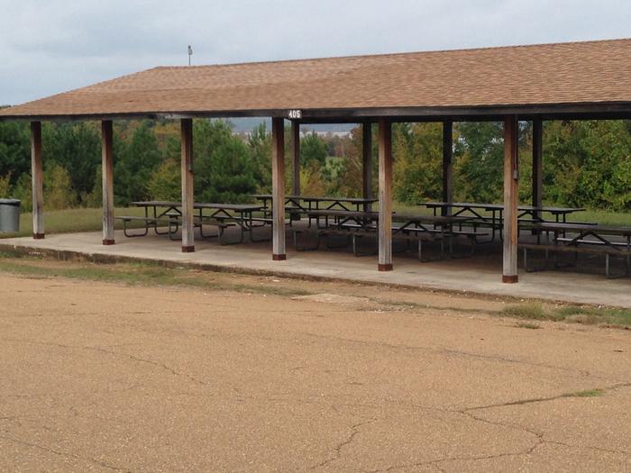 Hurricane Landing Pavilion