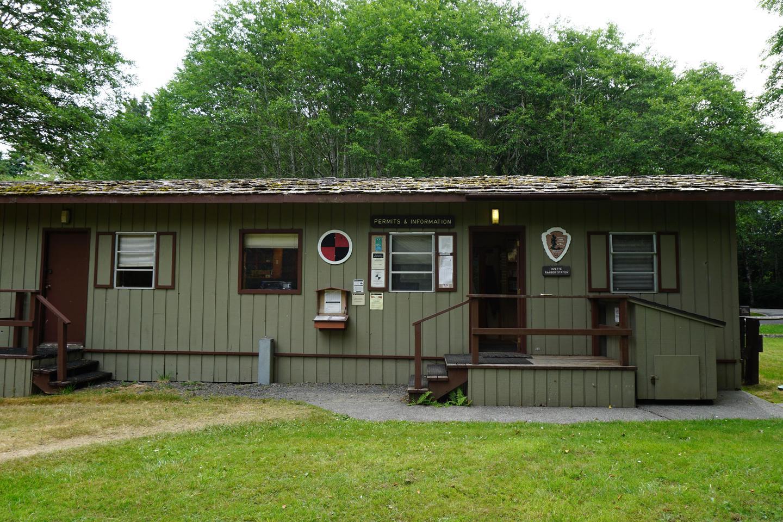 Ozette Ranger Station 01Ozette Ranger Station