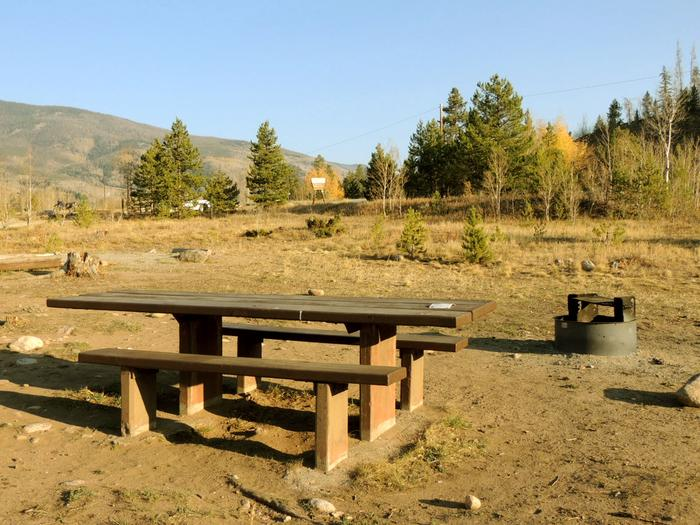 Blue River CampgroundSite 4