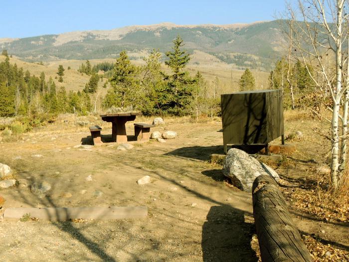 Blue River CampgroundSite 5