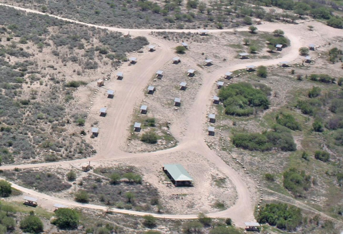 Preview photo of San Pedro Campground