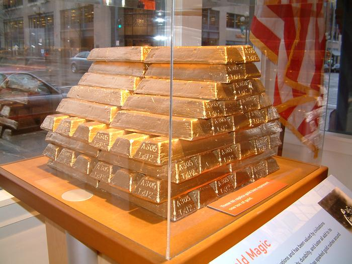 Ton of goldHow many gold bars take to make one ton?