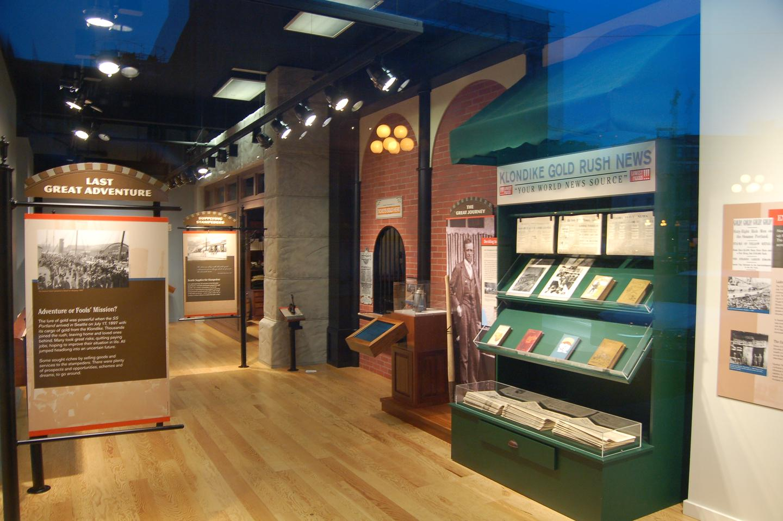 Interactive exhibitsTwo floor of interesting and interactive exhibits and displays