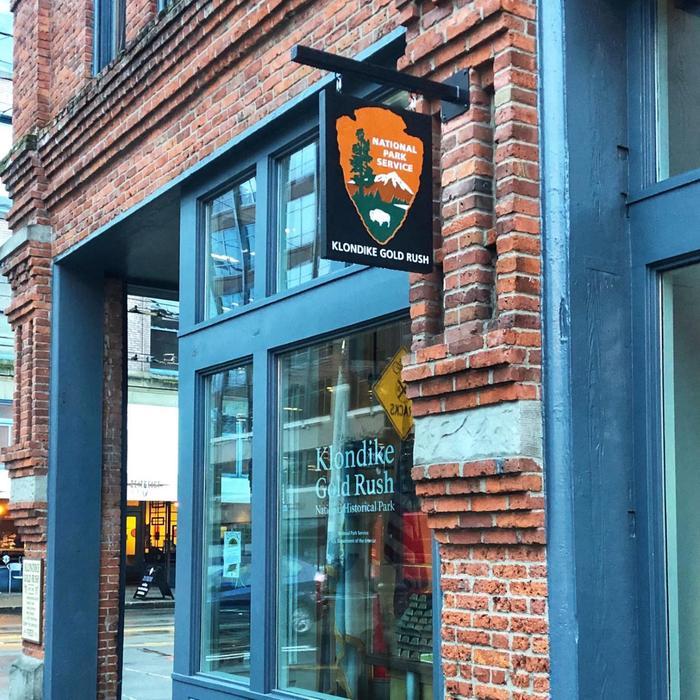 Klondike Gold Rush - Seattle Unit Visitor Center