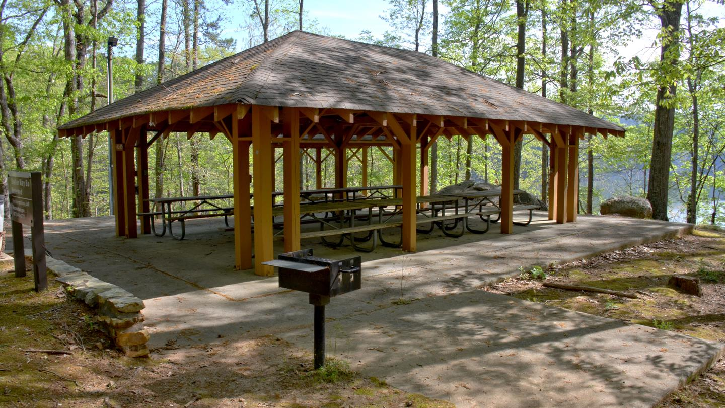 Cooper's Branch #2 PavilionCooper's Branch #2 Pavilion.  Can be reserved.