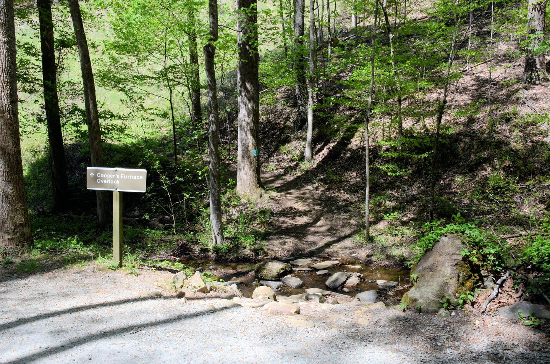 Cooper's Furnace Trails.Cooper's Furnace Trails