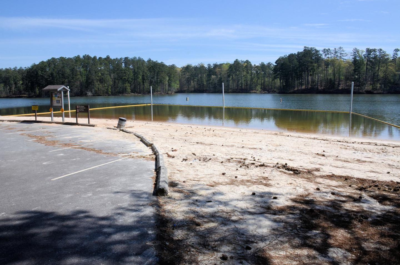 McKaskey Creek Campground Swim Beach