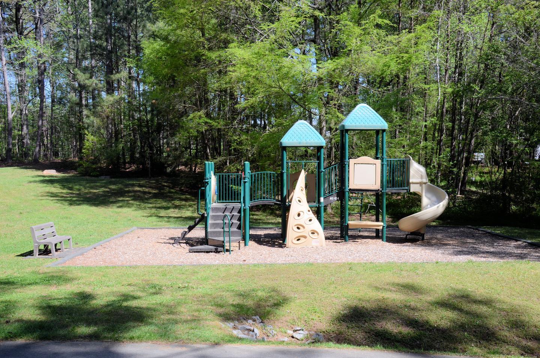 McKaskey Creek Campground Playground