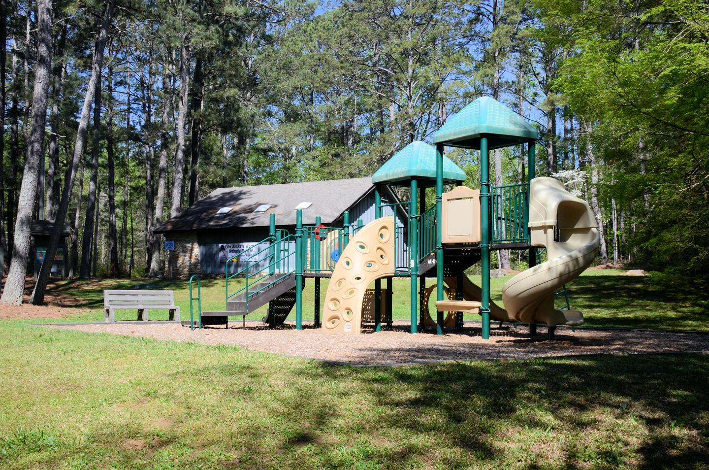 McKaskey Creek Campground, PlaygroundMcKaskey Creek Campground Playground