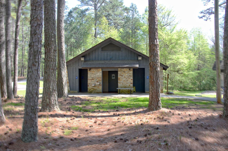 McKaskey Creek Campground Bath House