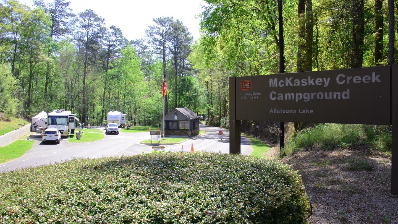 McKaskey Creek Campground.McKaskey Creek Campground