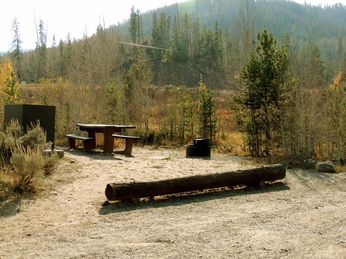 Blue River CampgroundSite 6