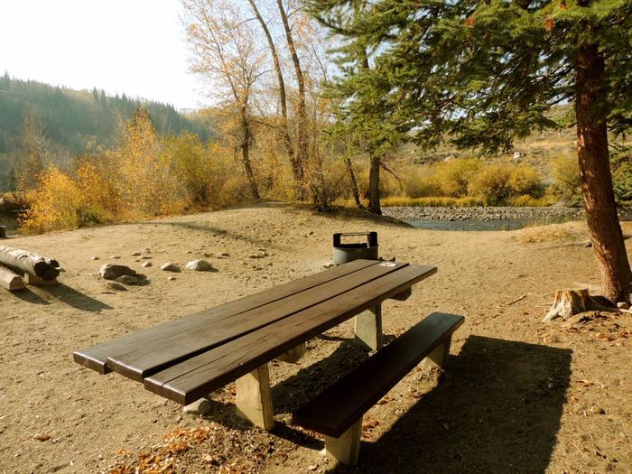 Blue River CampgroundSite 12