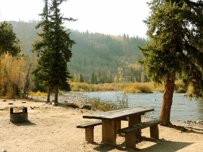 Blue River CampgroundSite 14