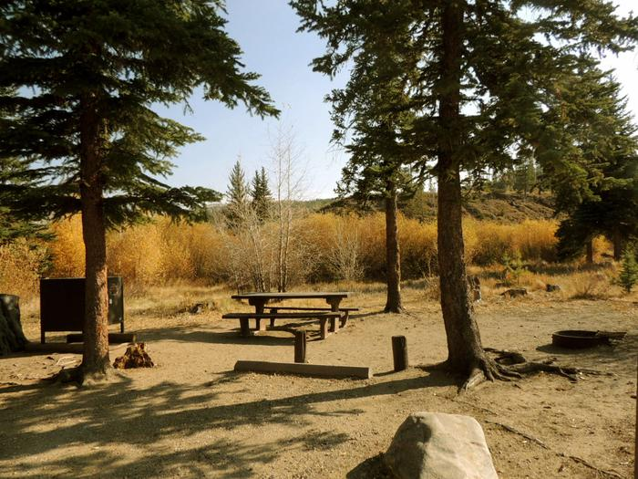 Blue River CampgroundSite 15