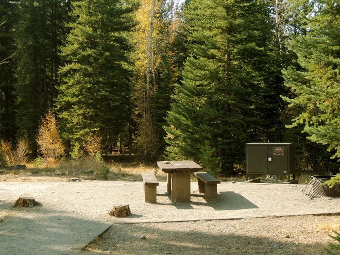 Blue River CampgroundSite 19