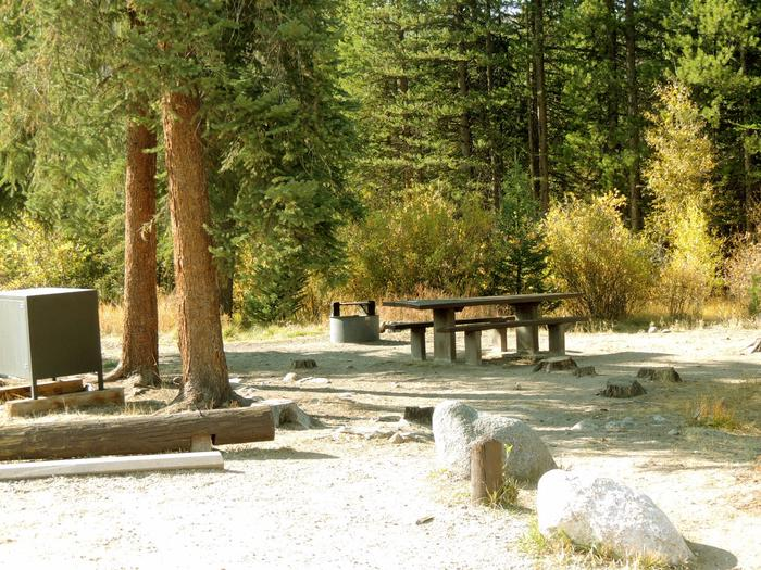 Blue River CampgroundSite 20