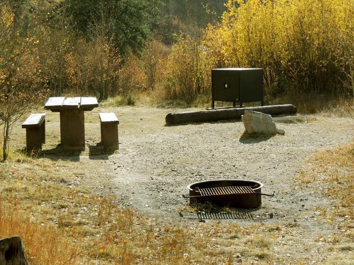 Blue River CampgroundSite 22