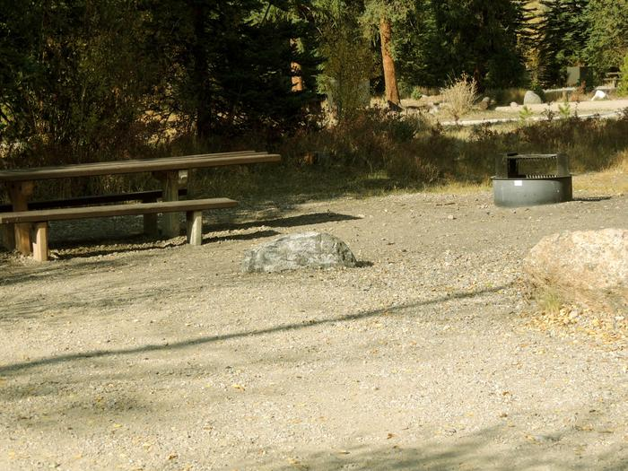 Blue River CampgroundSite 23