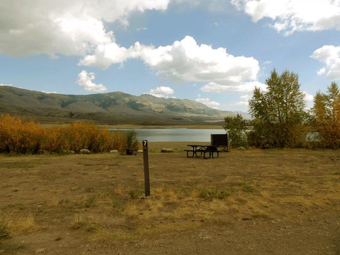 Willows CampgroundSite 7