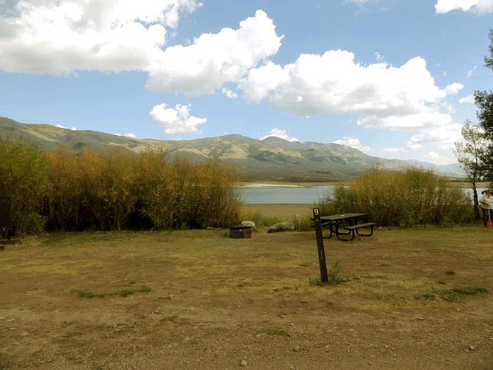 Willows CampgroundSite 9
