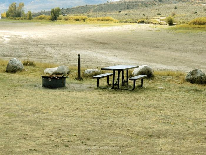Willows CampgroundSite 17