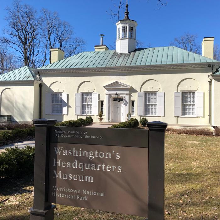 Washington's Headquarters MuseumBegin your visit to Washington's Headquarters at the Museum